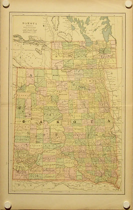 Dakota, c.1900