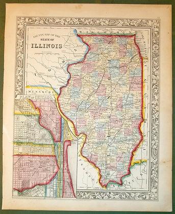 Illinois, 1861