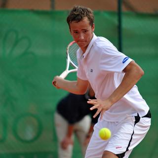 Daniil Medvedev 2012
