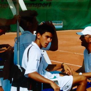 Novak Djokovic 2003