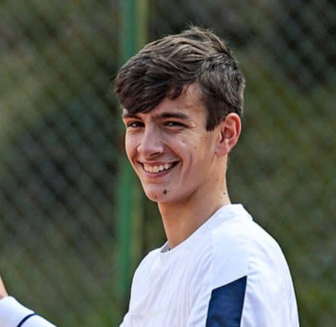 Lorenzo Musetti - 2017 - 284 ATP