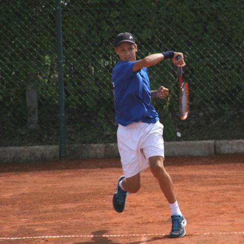 Jonas Forejtek - 2017 - 432 ATP