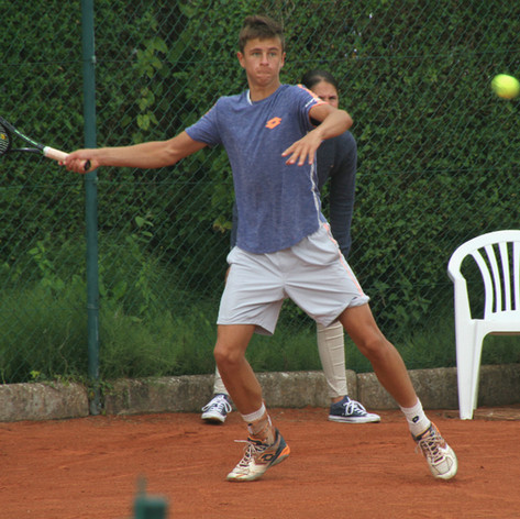 Duje Ajdukovic - 2017 - 505 ATP