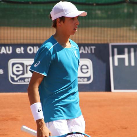 Arthur Cazaux - 2018 - 959 ATP