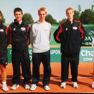 Andy Murray 2003