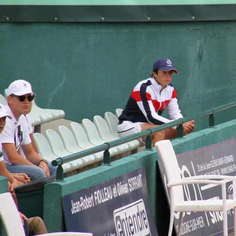 Harold Mayot - 2017 et 2018 - 447 ATP