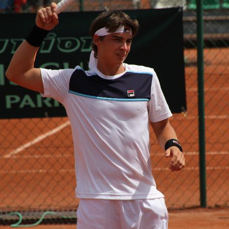 Timofei Skatov - 2016 et 2017 - 512 ATP