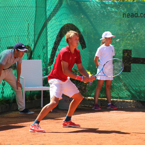 Holger Rune - 2018 - 555 ATP