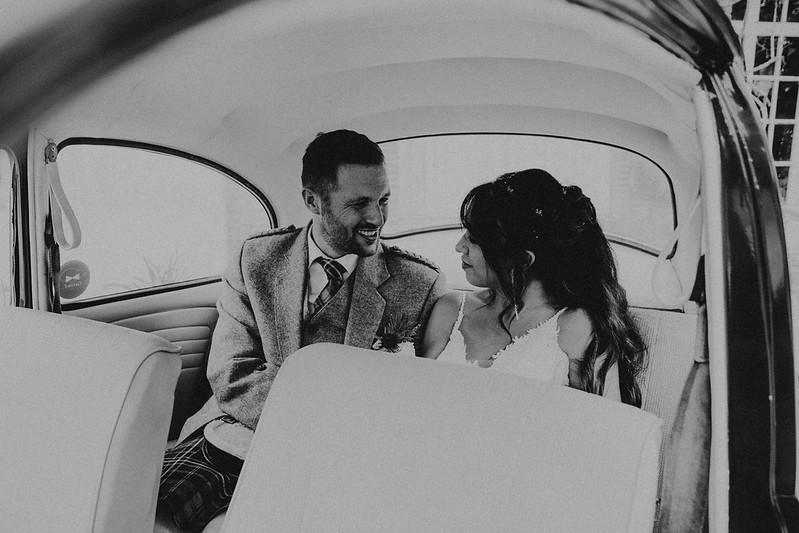 Nos mariés en toute intimité