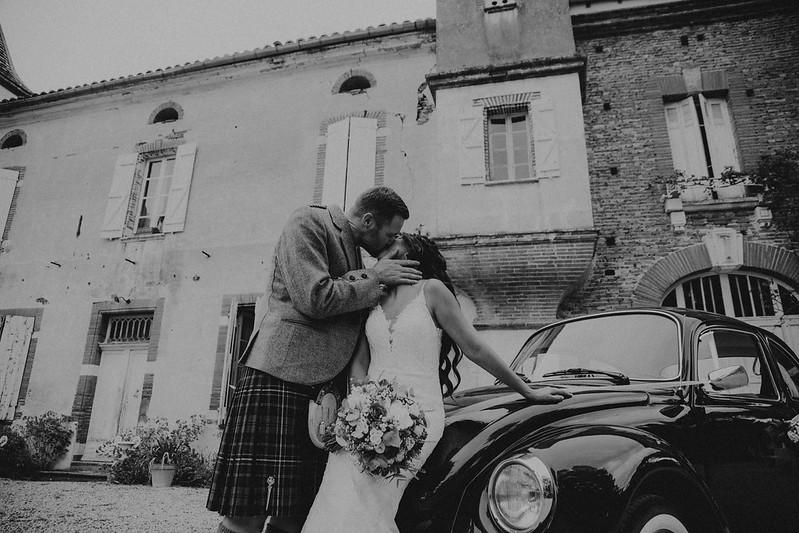Les mariés & la cox