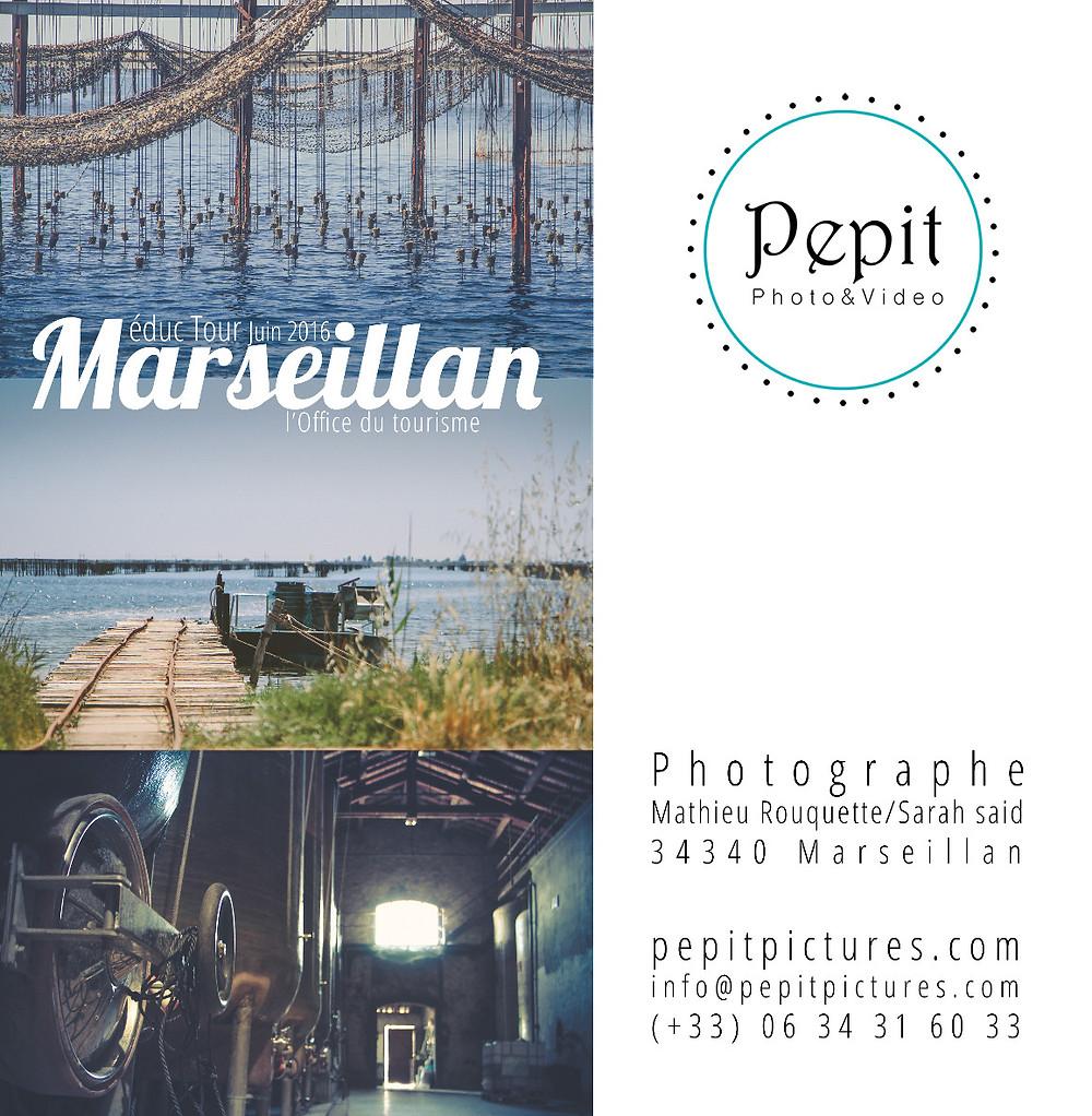 L'éducTour OT de Marseillan - En image par Pepit pictures