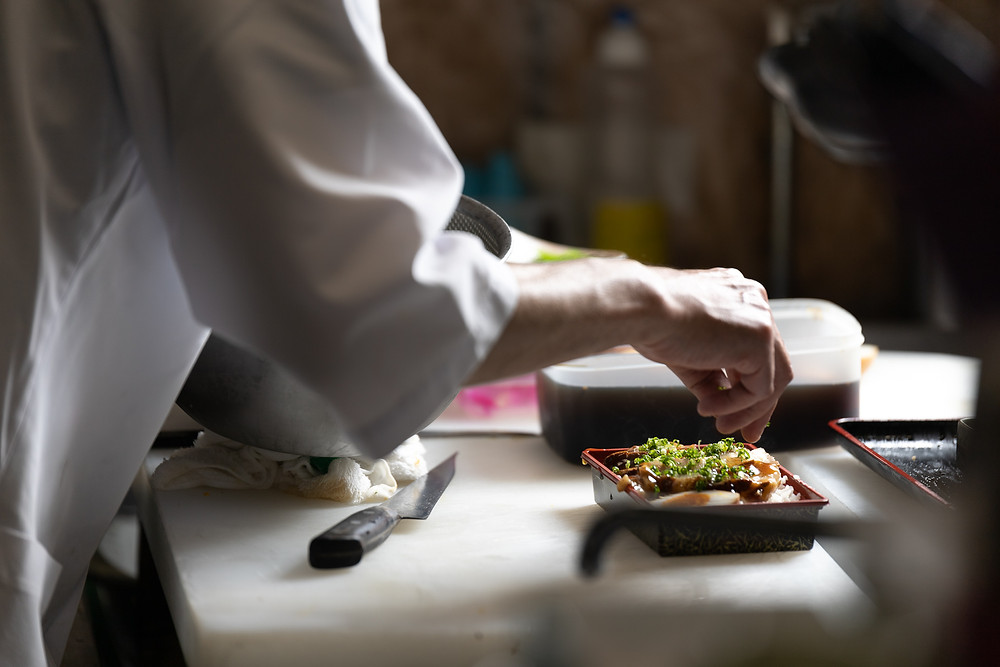 寿しのはしぐち とろっとろの角煮丼