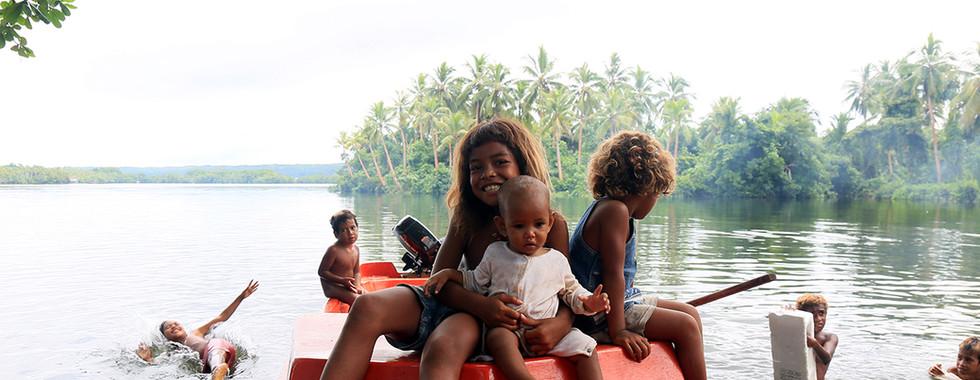 Rennell Island.Solomon Islands