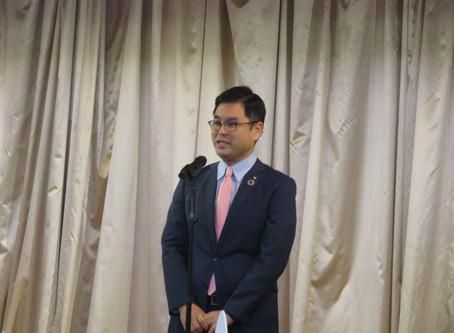 鹿児島県理容組合 新年会
