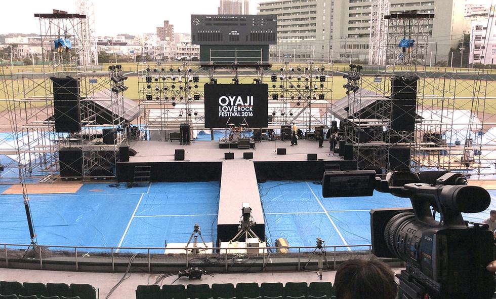 Oyaji Rock Festival.Okinawa.Japan
