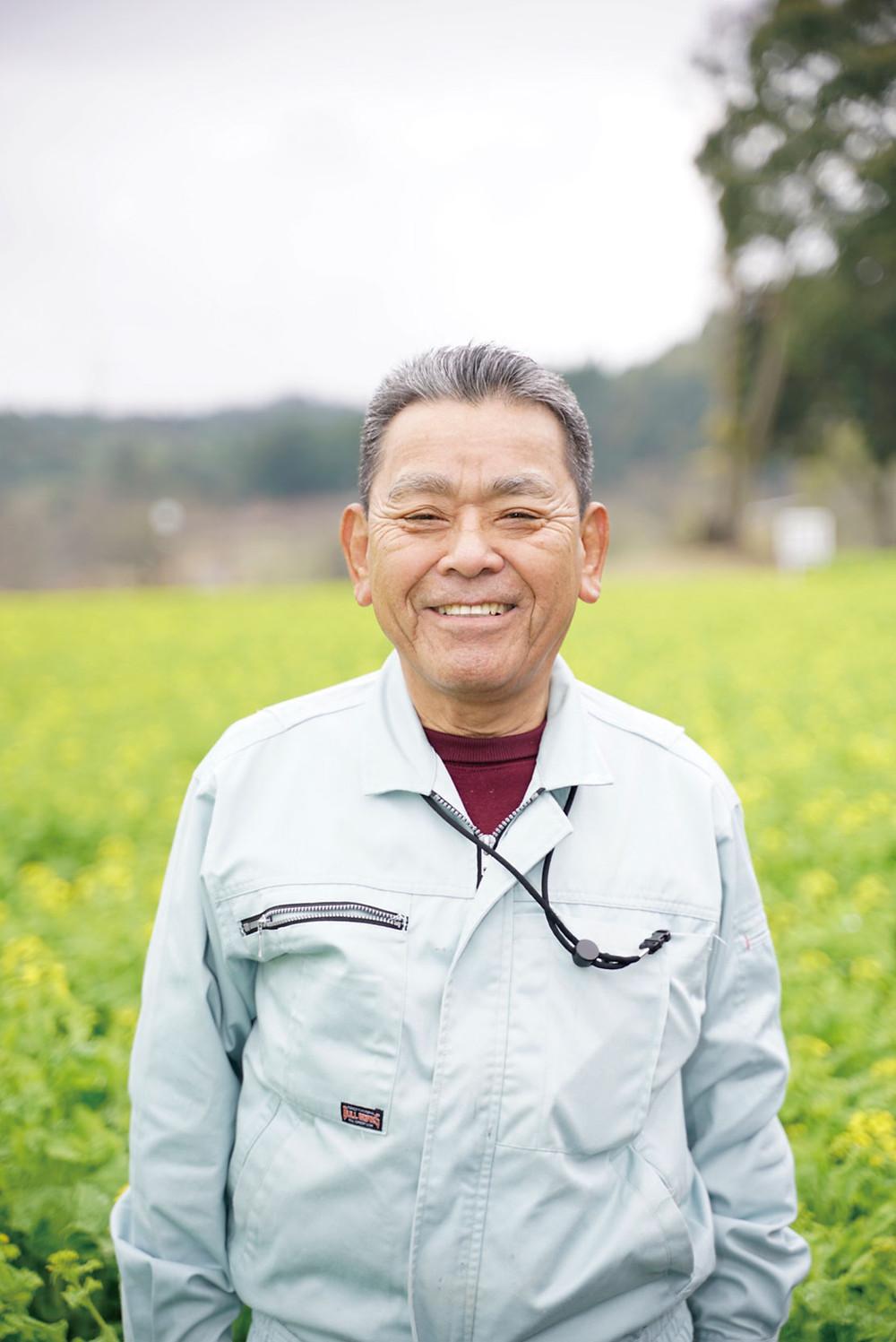 犬迫地域コミュニティ協議会会長 迫 武博