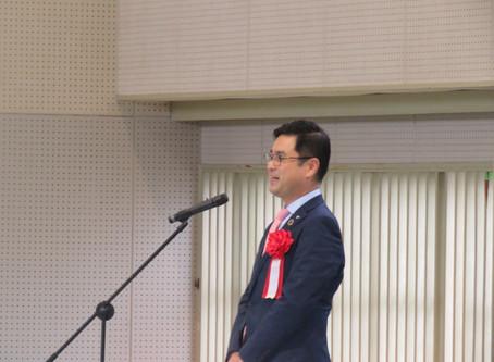 未投稿記事①「池田中学校 卒業式」