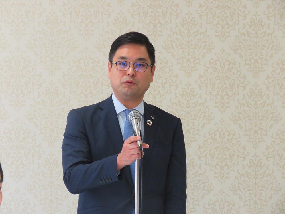 鹿児島県クリーニング生活衛生同業組合 懇親会