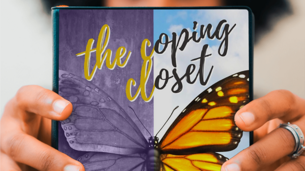The Coping Closet - Paperback