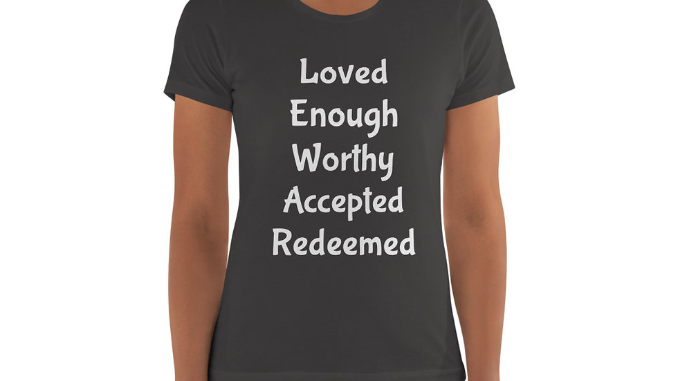 """Loved"" Women's t-shirt"
