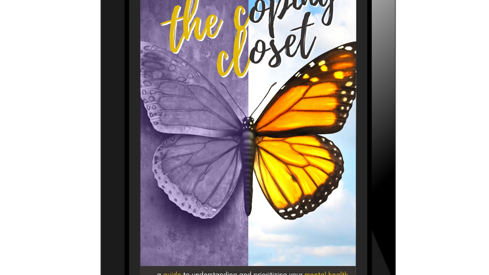 The Coping Closet Ebook (EPUB)
