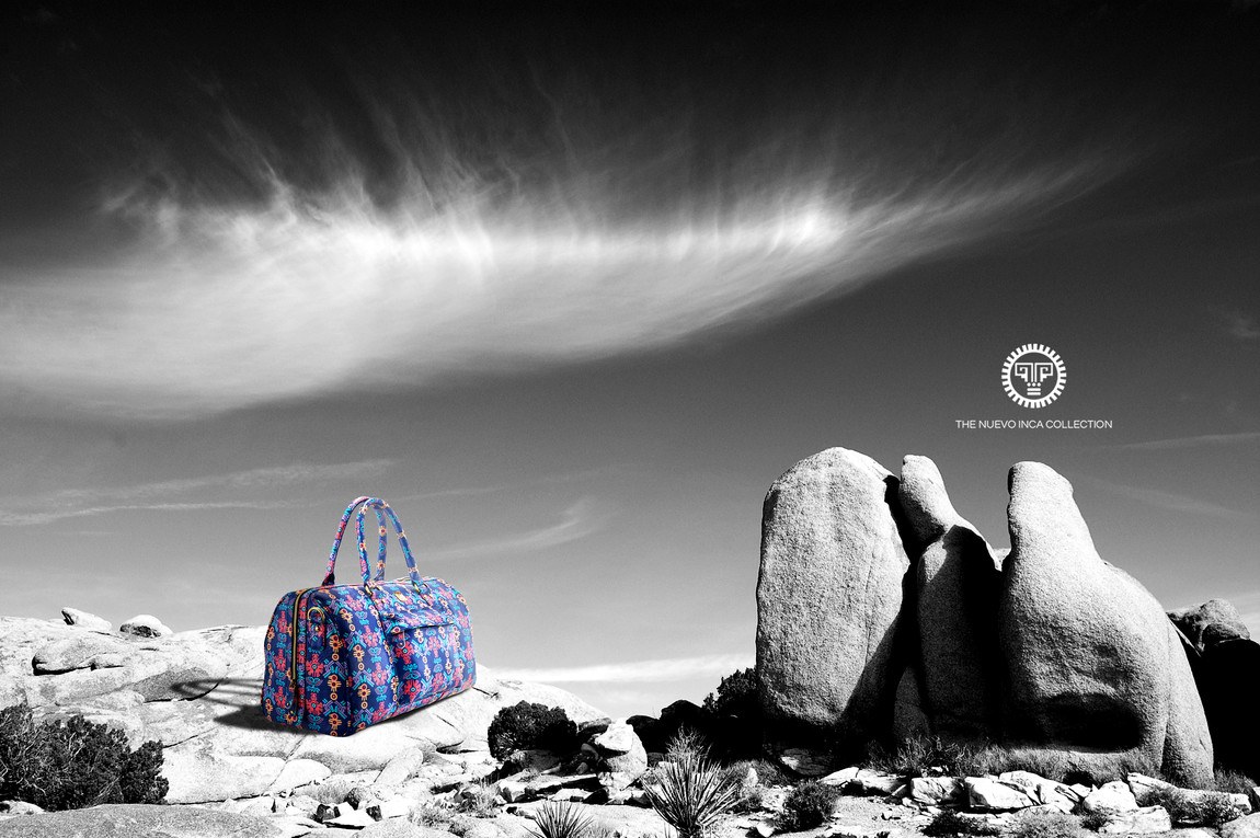 DUFFLE BAG - THE MOHICAN TRINITY