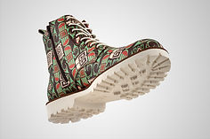 GENDER NEUTRAL LEATHER BOOTS - THE SECRET OF ACOMA