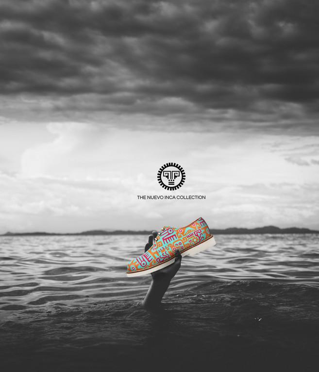 shoe - the divine geometry