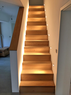 Treppe Faltwerk