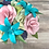 Jane Austen Paper Flowers