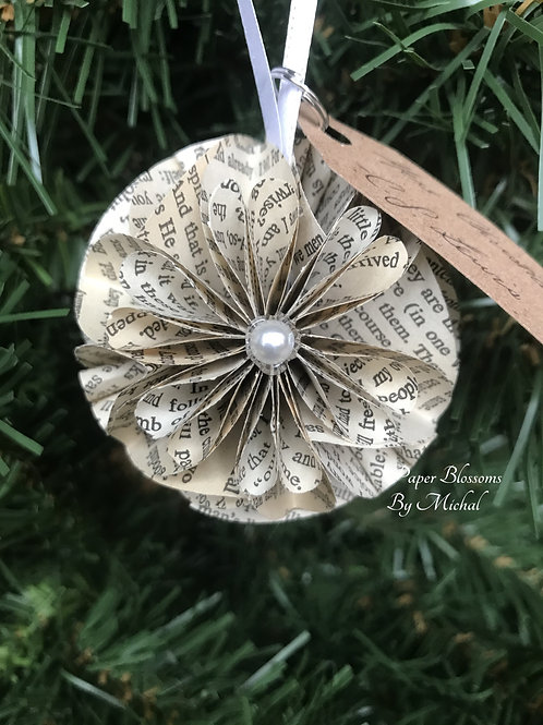 Mere Christianity Book Ornament