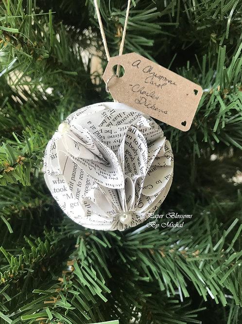 A Christmas Carol Ornament