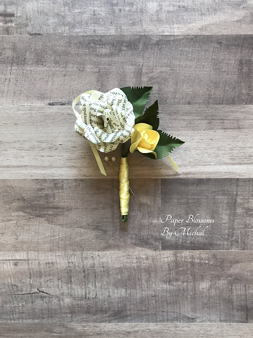 Ender's Game Boutonniere