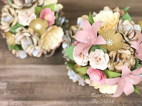 Rustic Shabby Chic Bouquet