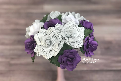 Dream Symbol Bouquet: Purple