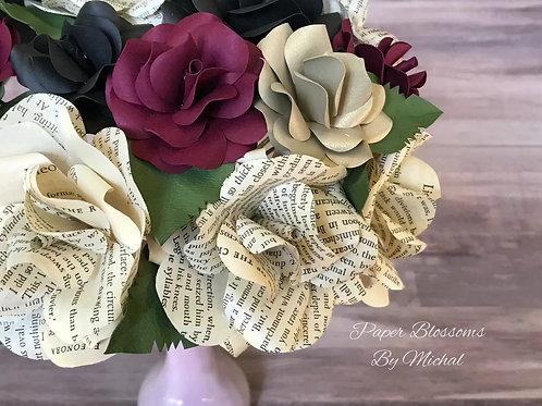 Edgar Allan Poe Gothic Bouquet