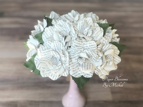 The Great Gatsby Book Bouquet