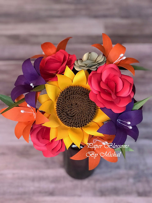 Fall Mix Bouquet