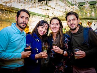 Eventos Belgolux: After Office - Celebrado por casi 120 personas en Brasserie Fuente Belga