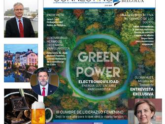 "Noticias Belgolux: Avance Revista ""Connecting Belgolux"" Nº2, Promociona tu marca de manera"