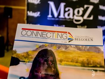 Oportunidad Publicitaria: Te invitamos a ser parte de nuestra Revista Connecting Belgolux