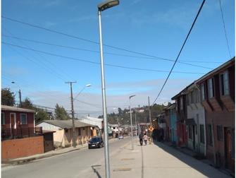 Noticias Socios: Schréder - Veredas de Av. La Paz de Lota contarán con moderno diseño de iluminación