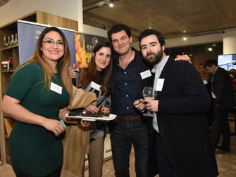 Evento Belgolux: Gourmet Networking Cóctel