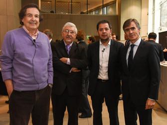 Evento Belgolux: Asesores de candidatos presidenciales anuncian sus planes económicos a empresarios