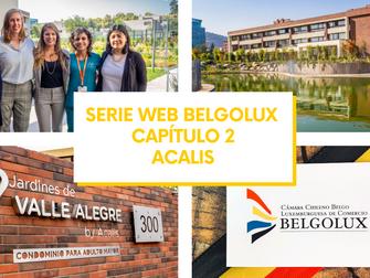 Noticias Belgolux: Serie Web Belgolux - Capítulo 2 - Acalis