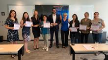 Noticias Belgolux: Nuevas graduadas de nuestro Programa de Entrenamiento - Liderazgo Femenino
