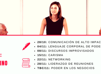 Capacitaciones Belgolux: Programa de Entrenamiento Liderazgo Femenino, Inicio Martes 7 de Enero