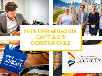 Noticias Belgolux: Serie Web Belgolux - Capítulo 5 - Gorioux