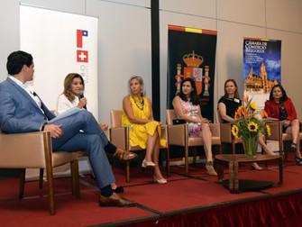 Evento Belgolux: II Cumbre del Liderazgo Femenino