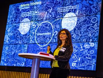 Evento Belgolux: Conversatorio sobre la Próxima Modernización Tributaria